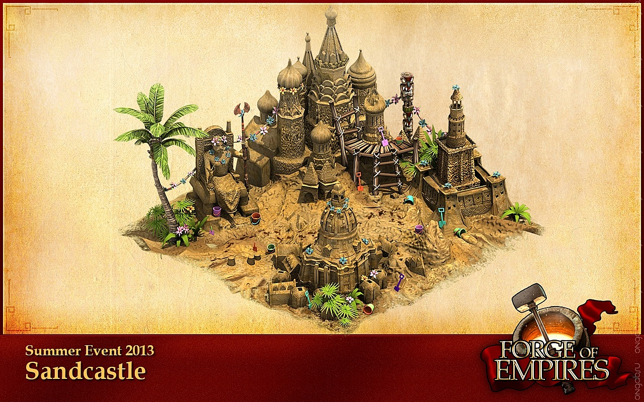 Скриншот Обои Forge of Empires, wallpaper #267690