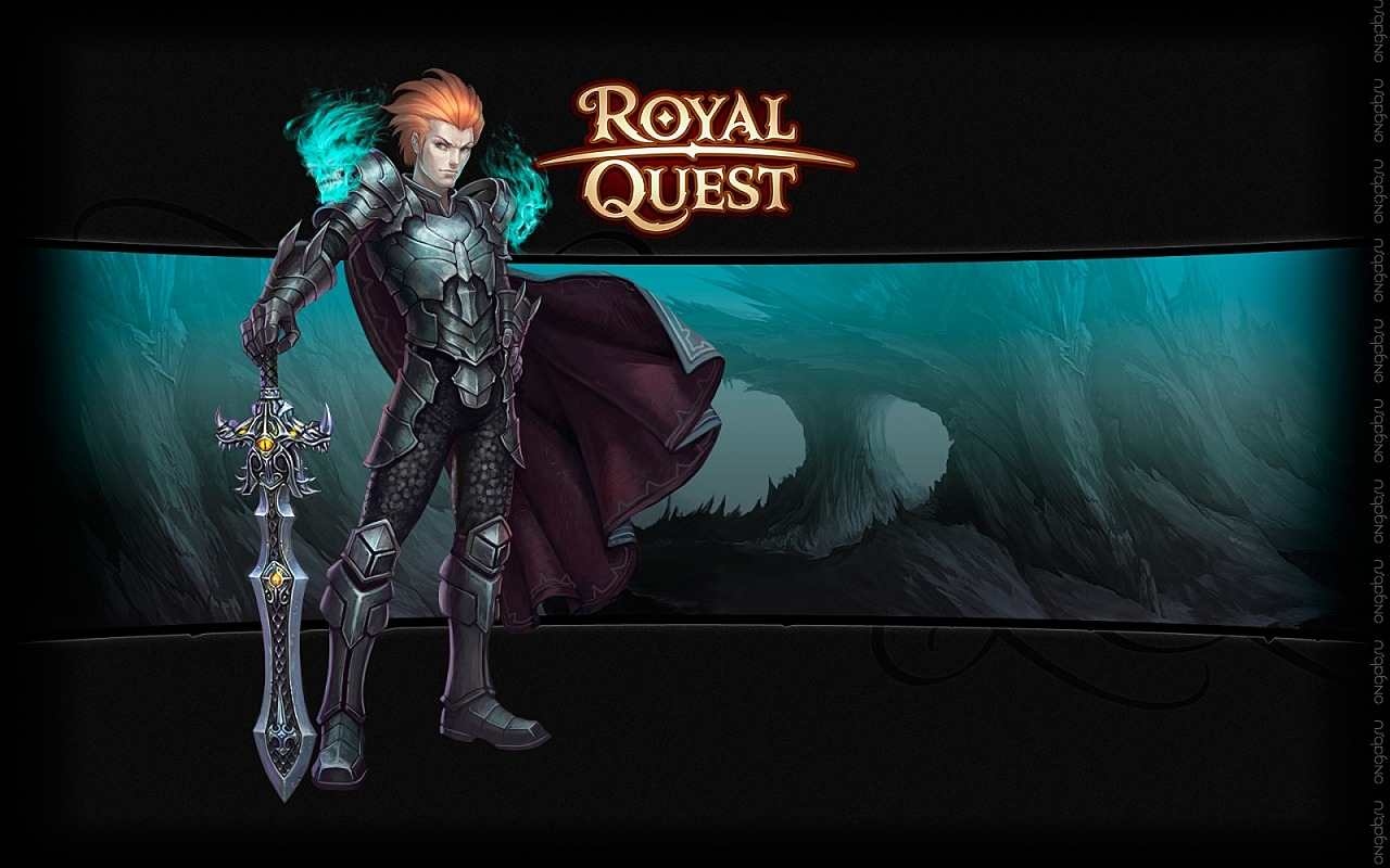 Скриншот HD Обои Royal Quest wallpaper #266564