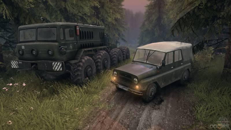 Видео обзор игры spin tires