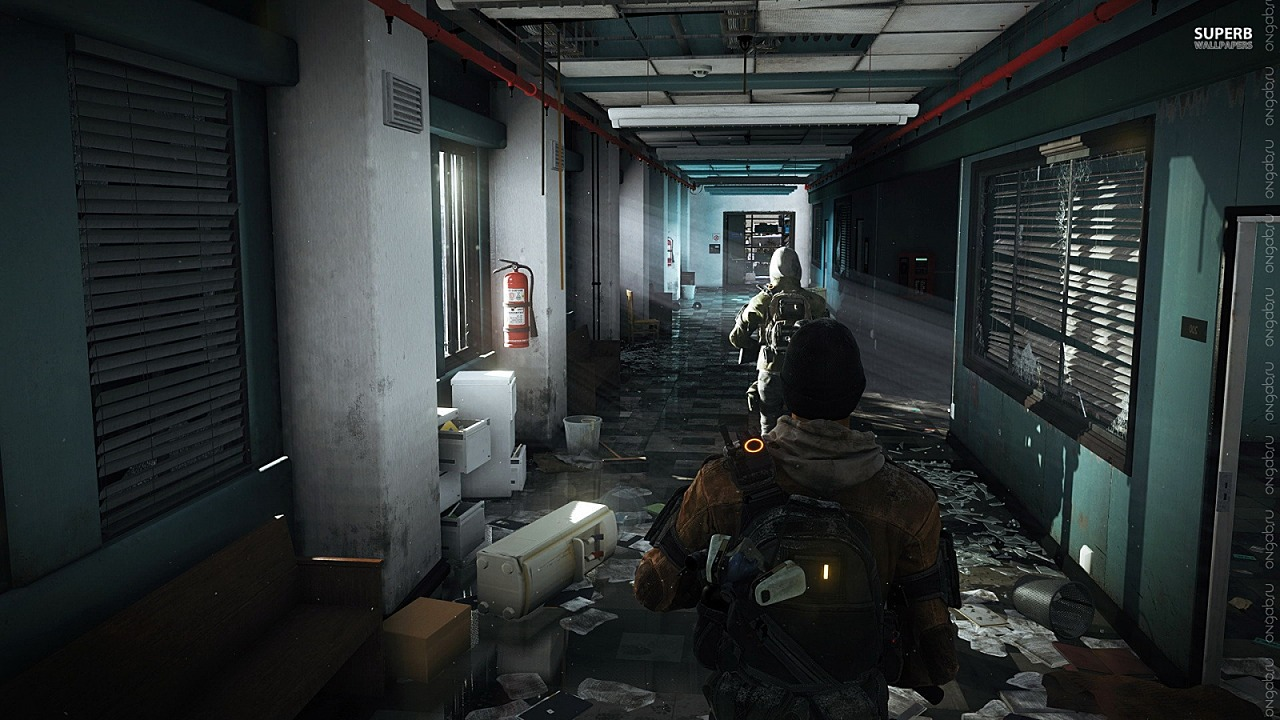 Скриншот Скриншот Tom Clancy's The Division #271435