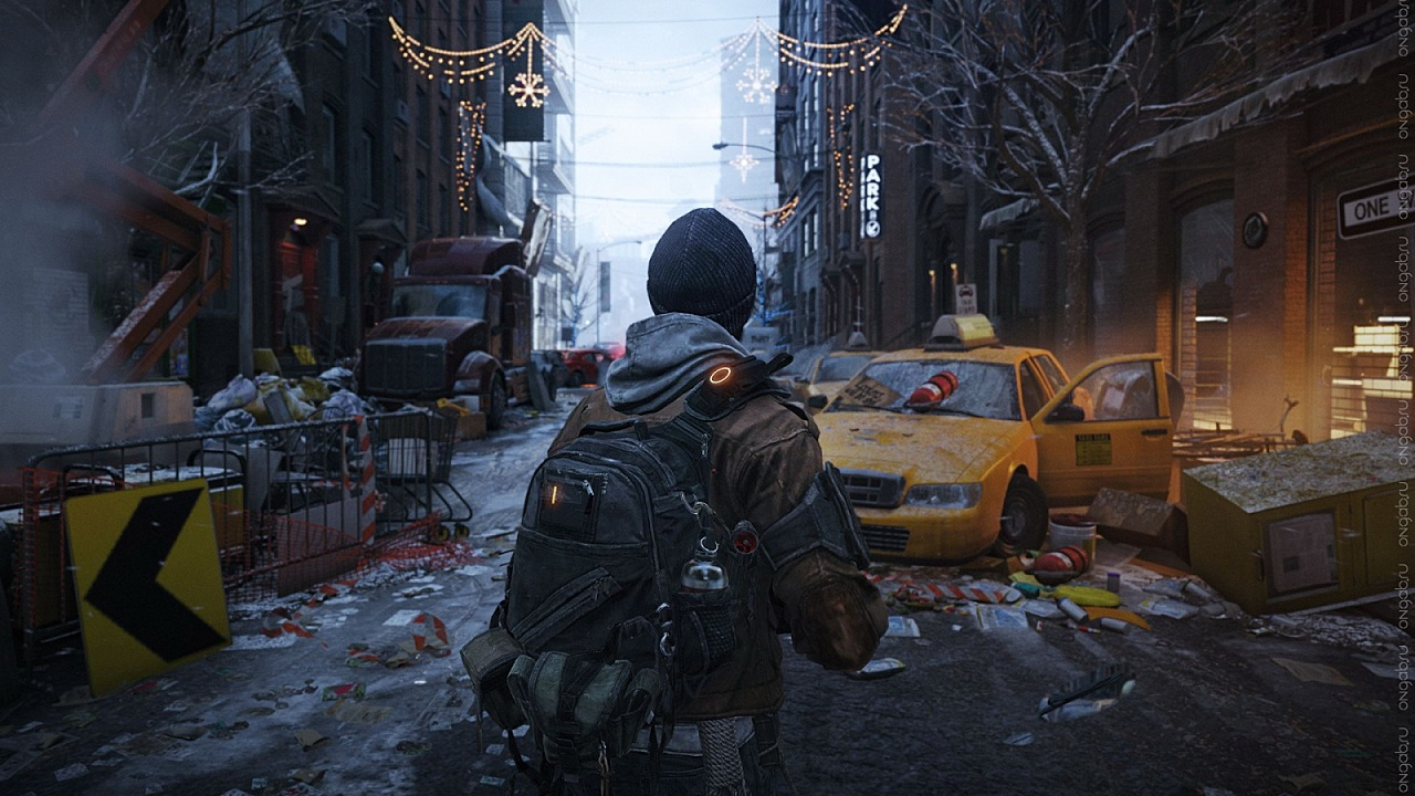 Скриншот Скриншот Tom Clancy's The Division #271432