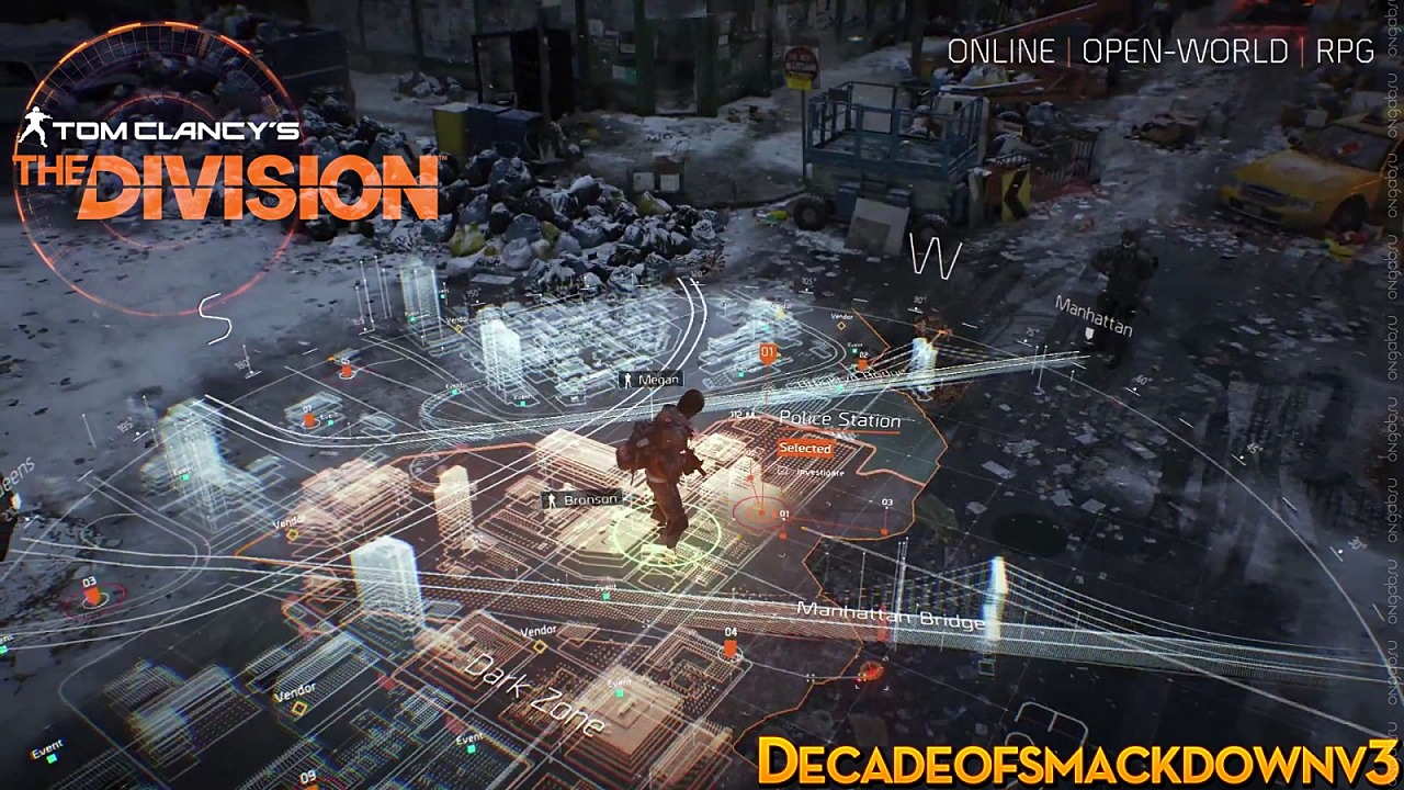 Скриншот Скриншот Tom Clancy's The Division #271434