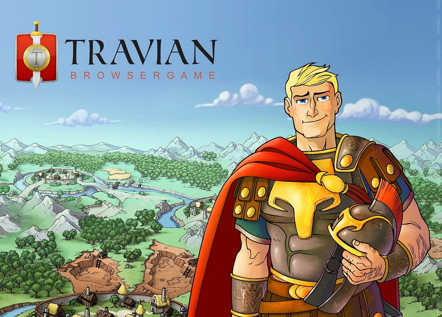 Игра Travian - новости, отзывы, информация ...: ongab.ru/games/travian
